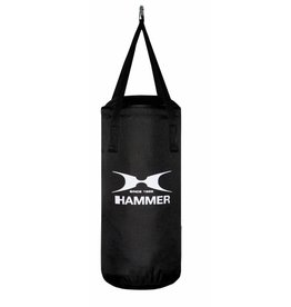 Hammer Boxing Hammer Bokszak Fit Junior, Zwart, 50 x 25cm