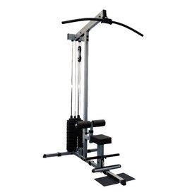 Body-Solid Body-Solid PRO-LAT MACHINE GLM84 met 95 kg gewichtenstapel