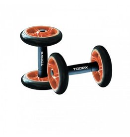 Toorx Fitness Core Wheels - Buikspierwielen - Set