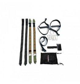 Toorx Fitness Functional Suspension Trainer DOUBLE - met vrije handvatten
