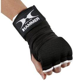 Hammer Boxing Hammer Boxing BINNENHANDSCHOEN Elastic Fit - zwart - L/XL