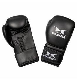 Hammer Boxing Hammer Boxing Bokshandschoenen PREMIUM TRAINING - PU - Zwart - 10 oz
