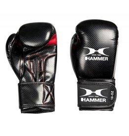Hammer Boxing Hammer Boxing Bokshandschoenen X-Shock Lady - PU - Zwart/Rood 10 oz