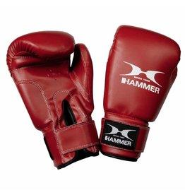 Hammer Boxing Hammer Boxing Bokshandschoenen Fit - PU -  Zwart of Rood