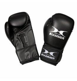 Hammer Boxing Hammer Boxing Kinderbokshandschoenen Blitz - PU - Zwart - 8 oz