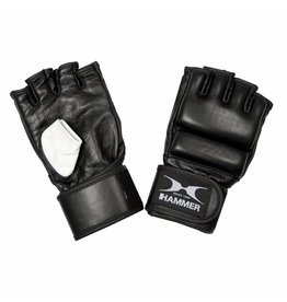 Hammer Boxing Hammer MMA Gloves Bokshandschoenen - Unisex - zwart - wedstrijden - 12 oz