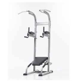 Tuff Stuff Chin/Dip/VKR/Ab Crunch/Push-up Training Tower