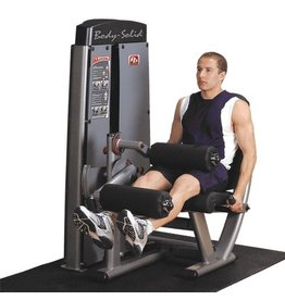 Pro Dual Body-Solid Pro Dual Leg Extension and Curl Machine DLEC-SF