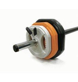 Toorx Fitness Toorx Bodypump Halterschijven - per 4 stuks