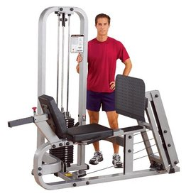 ProClubLine Pro Clubline Leg Press Machine SLP500G