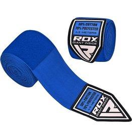 RDX Sports HW Professionele boksbandages Blauw