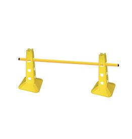 Toorx Fitness AHF-172 Set van 10 trainingsstangen 170 cm voor agility cones
