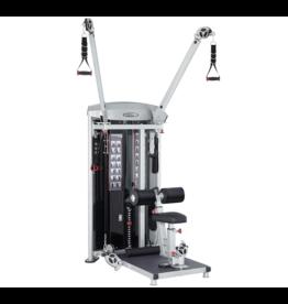 Steelflex Steelflex Mega Power M3D High Low Pulley met 95 kg stapel