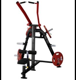 Steelflex Steelflex PlateLoad Lat Pulldown Machine PLLA