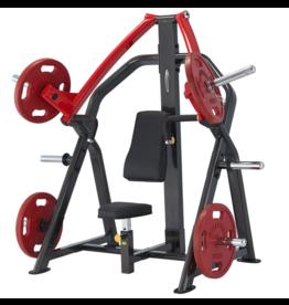 Steelflex Steelflex PlateLoad Seated Incline Press Machine PSIP