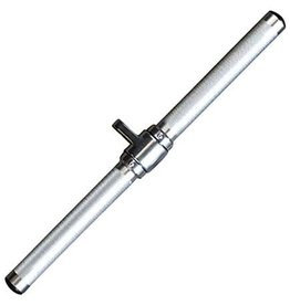 Body-Solid MB022A Aluminum Revolving Straight Bar