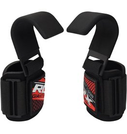 RDX Sports Weight Lifting Hook Straps