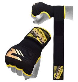 RDX Sports Hosiery Inner Strap Geel