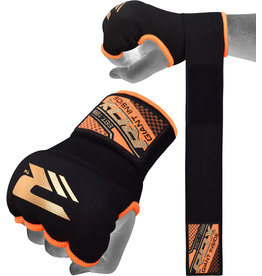 RDX Sports Hosiery Inner Strap Oranje