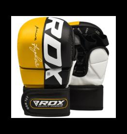 RDX Sports T6 Sparringhandschoenen REX Geel