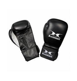 Hammer Boxing Bokshandschoenen PREMIUM FIGHT - Leer - Zwart
