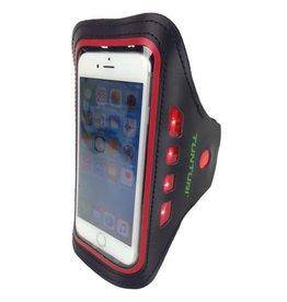 Tunturi LED Telephone Sport Armband Red