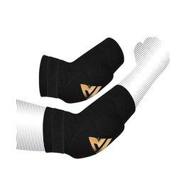 RDX Sports Elleboog Pads Black