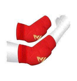 RDX Sports Elleboog Pads Red