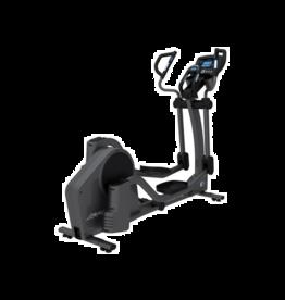 Life Fitness E5 Cross-trainer met verstelbare staplengte met Go Console