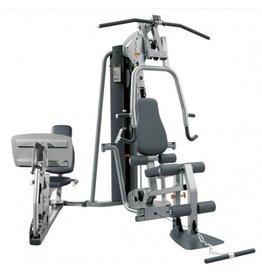 Life Fitness G4 Home Gym met leg press