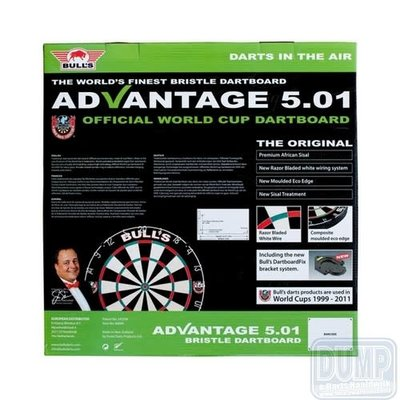 Bull's Bulls advantage 5.01 - Dartbord