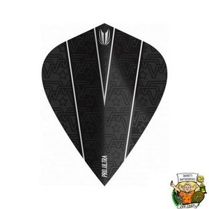 Target Vision Ultra Player Rob Cross Black Kite