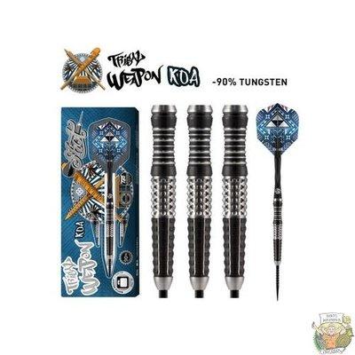 Shot Tribal Weapon Koa 90% 24 gram Steeltip
