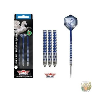 Bull's Blue Pegasus 95% C 24 gram Steeltip
