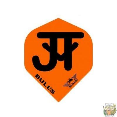 Bull's POWERFLITE P Std. JvT Tergouw Orange Black