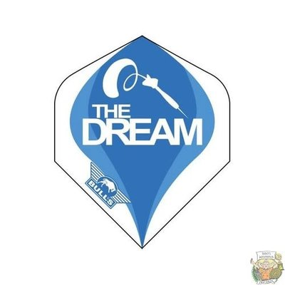Bull's Powerflite P Std. Steyer The Dream Blue