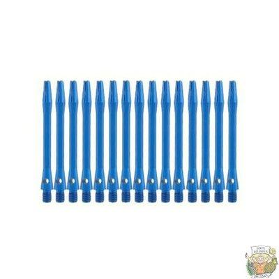 Bull's 5-Pack SIMPLEX COLOUR Aluminium Medium Blue