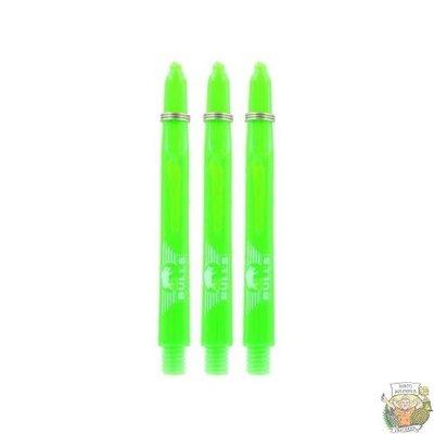 Bull's GLOWLITE Color Green + Ring Short