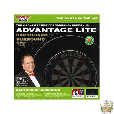 Bull's Advantage Lite SURROUND Dartboard - Blue