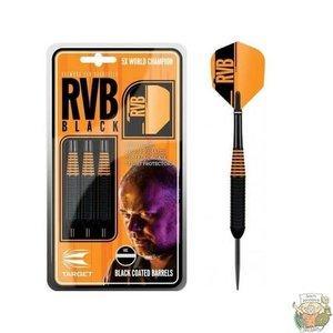 Target van Barneveld RVB Black Brass 24g