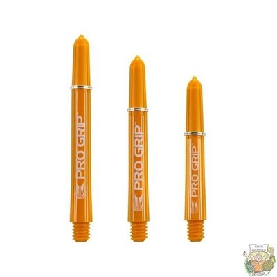 Target Pro Grip Orange Medium