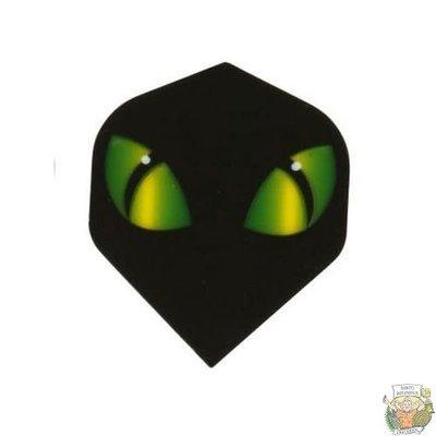 Mckicks PolyMet Flight Std. - Green Eyes