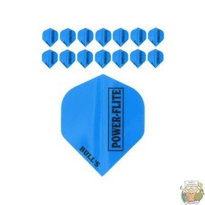 "Bull's 5-Pack POWERFLITE Solid ""Blue"""