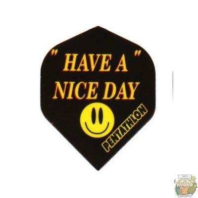 Mckicks Pentathlon Flight Std. - Have a Nice Day