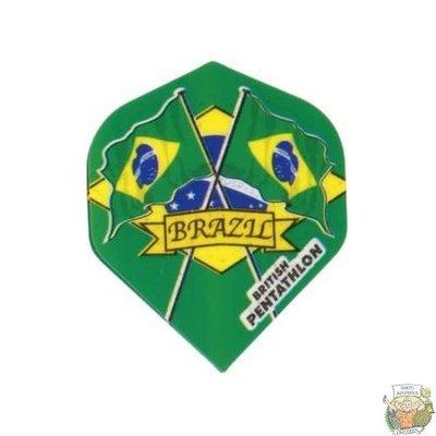 Mckicks British Pentathlon Flight Std. - Brazil