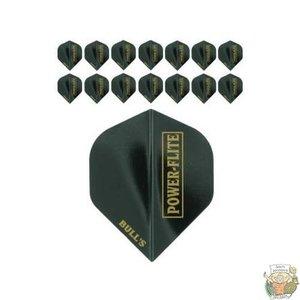 "Bull's 5-Pack POWERFLITE Solid ""Black-G"""