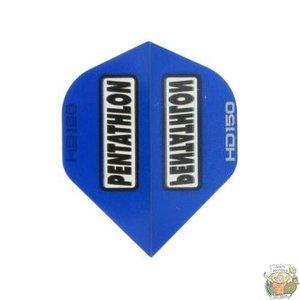 Mckicks Pentathlon Transp HD150 Flight Std. - Blue