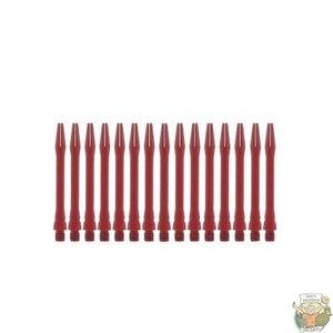 Bull's 5-Pack SIMPLEX COLOUR Aluminium Short Red