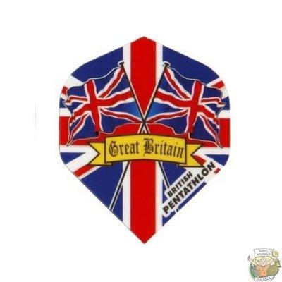 Mckicks British Pentathlon Flight Std. - Great Britain