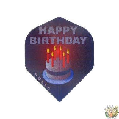 "Bull's MOTEX Flight ""Happy Birthday"""